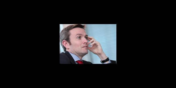 Laurent Haulotte, un directeur heureux - La Libre