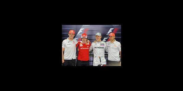 Jenson Button annonce une saison ?électrique? - La Libre