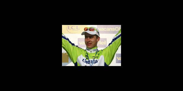 Nouvelle victoire d'étape pour Peter Sagan - La Libre