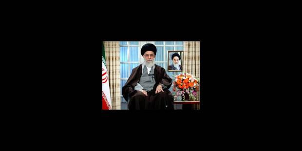 """Iran: Khamenei accuse Obama de """"comploter"""" - La Libre"""