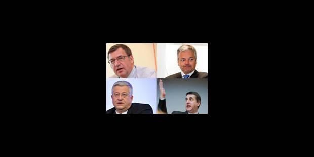 Vanackere/Vanhengel versus Reynders/Maingain