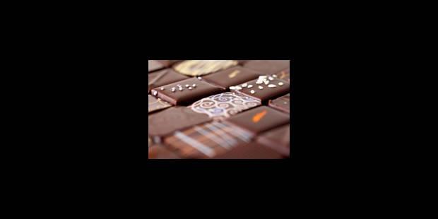 Sa passion pour le chocolat - La Libre