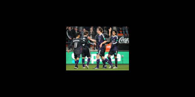 Playoffs 1: Anderlecht s'impose en champion