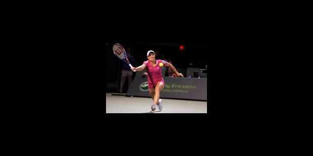 Justine Henin disputera le tournoi de Stuttgart