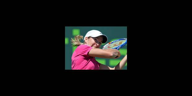 Henin en demi-finale, peut-être contre Clijsters - La Libre