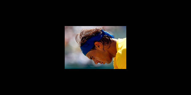 Nadal revient dans le Top 3 - La Libre