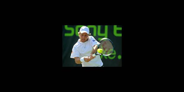 Challenger de Rome - Christophe Rochus en quarts de finale