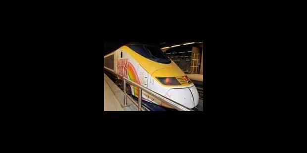Les Eurostar Bruxelles-Londres complètement remplis - La Libre