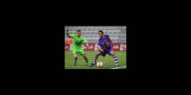 Le GBA et Charleroi se neutralisent : 2-2 - La Libre