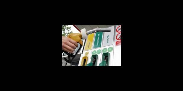 Le diesel plus cher dès jeudi - La Libre