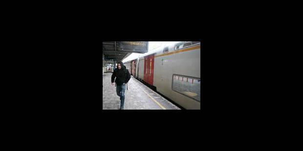 La circulation ferroviaire perturbée par un mouvement de grève - La Libre