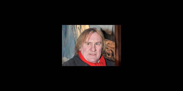 Gérard Depardieu jouera dans le film inspiré par l'affaire Lhermitte - La Libre