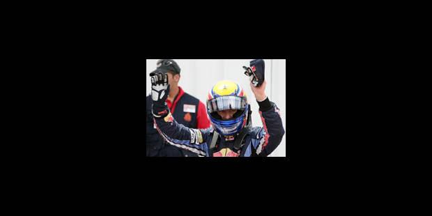 Mark Webber offre à Red Bull-Renault sa 6e pole de la saison à Monaco - La Libre