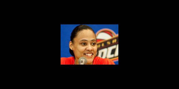 Marion Jones de retour sur la scène sportive samedi en WNBA - La Libre