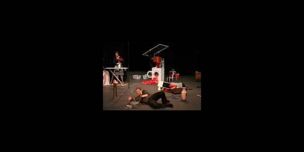L'incroyable capharnaüm - La Libre