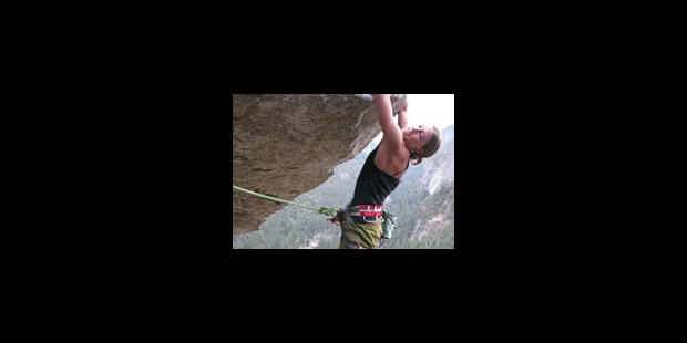 Chloé Graftiaux 3ème de la manche de CDM de bloc à Greifensee (vidéo)