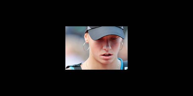 Yanina Wickmayer reçoit le Prix du Coeur de la Fed Cup - La Libre