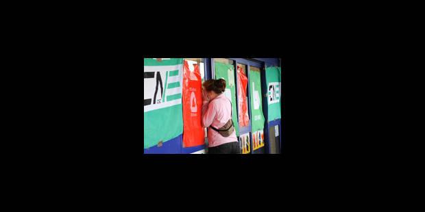 Carrefour en grève samedi - La Libre