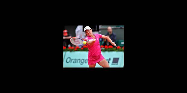 K. Zakopalova - J.Henin (Match suspendu) - La Libre