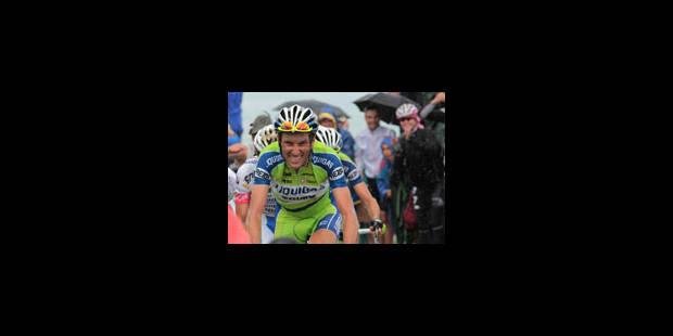 Giro - 15e étape : Basso vainc le Zoncolan, Arroyo sauve le rose - La Libre