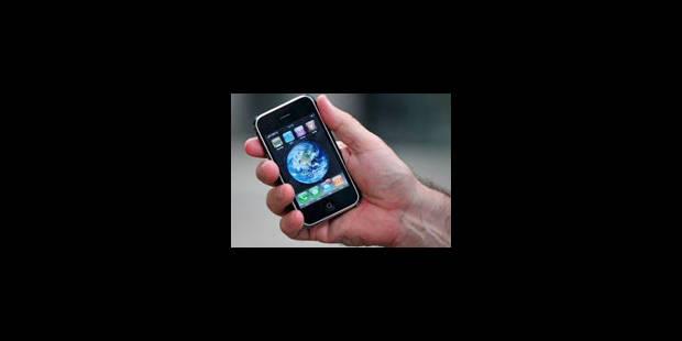 150 000 iPhone en Belgique