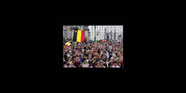 Le concert Belgavox attire 40.000 spectateurs - La Libre