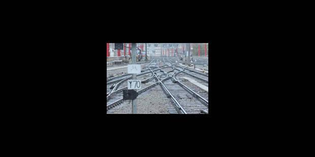 B-Cargo: feu vert de l'Europe à la restructuration du fret de la SNCB - La Libre