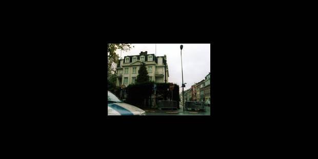 L'ambassade d'Israël à Bruxelles évacuée par crainte d'attaque