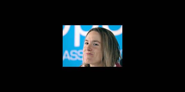 Justine Henin en quarts de finale à Rosmalen - La Libre