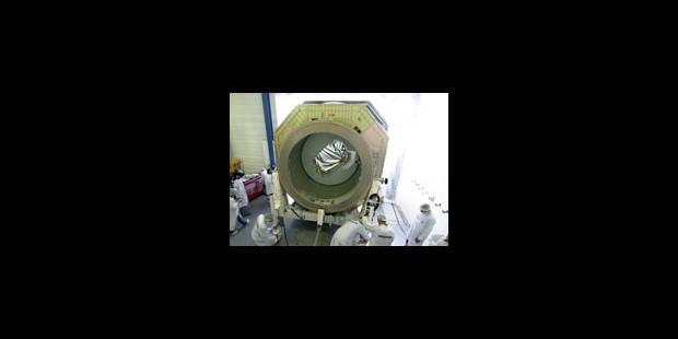 Un satellite à moitié belge a été lancé mardi pour étudier le soleil - La Libre