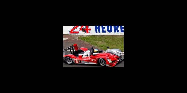 Audi gagne avec Dumas-Bernhard-Rockenfeller - La Libre