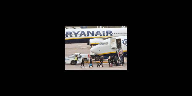 Ryanair réduira de 16% ses capacités au Royaume-Uni cet hiver - La Libre