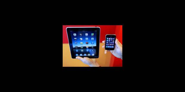 L'iPad, un jackpot ? Pas sûr - La Libre