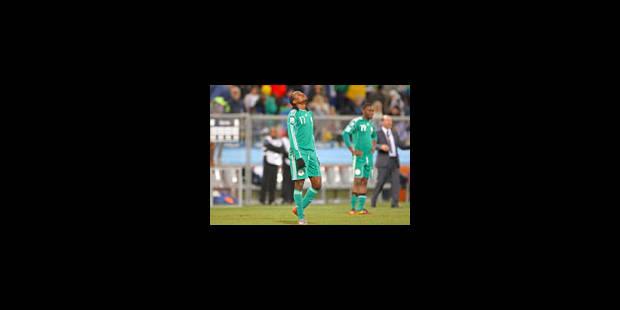 Trop mauvais, les Nigérians sont privés de foot