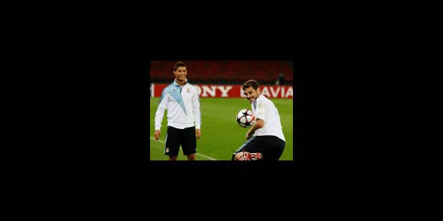 Standard-Real Madrid le 17 août