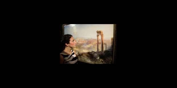 Record pour un tableau de Turner, acquis 35 millions d'euros par Getty - La Libre