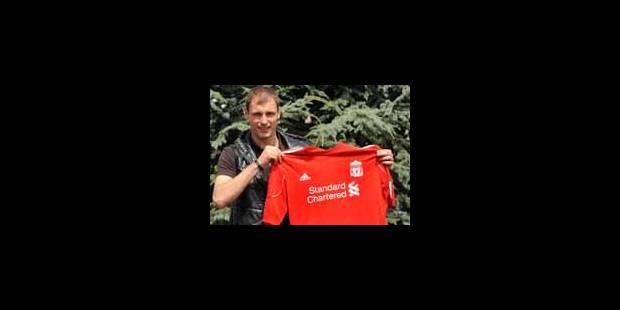 Jovanovic officielement à Liverpool