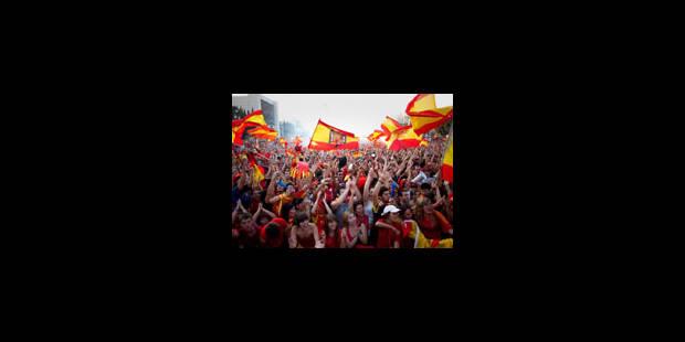 L'Espagne n'a pas dormi ce soir - La Libre