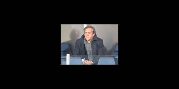 Michel Platini hospitalisé suite à un malaise