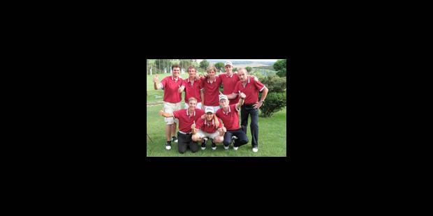 Les Boys belges champions d'Europe !