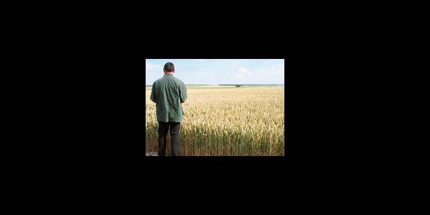 La confiance des agriculteurs en jachère - La Libre