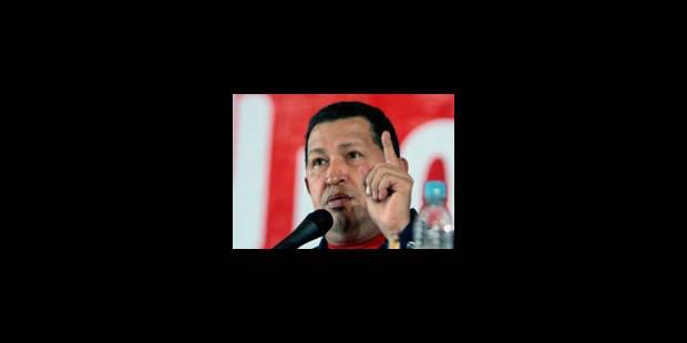 Chavez veut s'emparer de la majorité de la chaîne d'opposition - La Libre