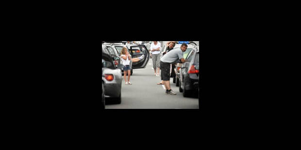 Départs en vacances: 292 kilomètres de files en France - La Libre