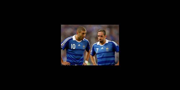 Bachelot s'oppose toujours au retour de Benzema et Ribéry - La Libre
