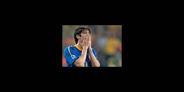 Real Madrid : Kaka blessé au genou pourrait être opéré - La Libre