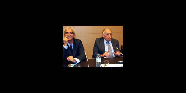 Domenech et Escalettes comme témoins - La Libre