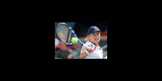 Kim Clijsters en quarts de finale à Montréal