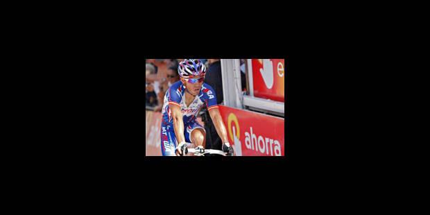 Victoire d'Erviti devant Zingle et Van Avermaet, Rodriguez en rouge - La Libre