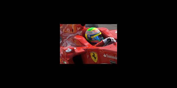 Ferrari ne sera pas plus sanctionné - La Libre