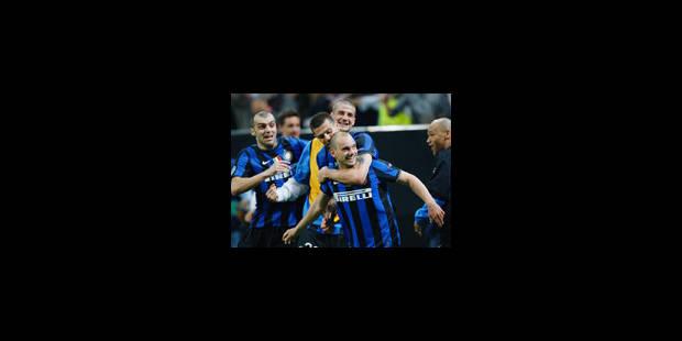 L'Inter Milan accroché par Twente 2-2 - La Libre